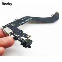 Original For Lenovo ZUK Z2 Pro USB Charging Port Charger Flex Cable Dock Connector Microphone Headphone