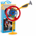Montessori del cabrito clásico suave volante de juguete con luz y sonido pretend play conductor poco regalo para bebé pl011
