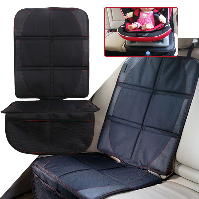 New Black Auto Car Seat Back Protector Cover Children Kids Babies Kick Mat