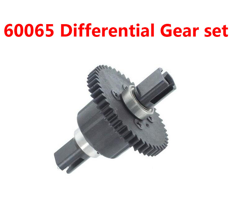 Free Shipping HSP 60065 Differential Gear set spare parts for RC 1/8 RC Car Monster truck  Buggy fit for 94760 94761 94763 free shipping hsp 1 10 speed reduction gear set differential gear box 02126 spare parts fit for 94101 1 10 rc car