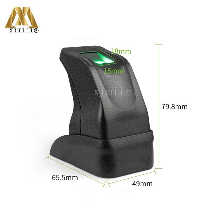ZK4500 fingerprint scanner fingerprint sensor for fingerprint device with SDK fingerprint reader