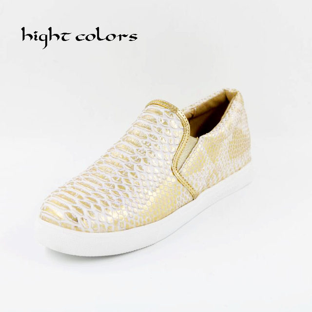 ... Women Snakeskin Loafers Flats Shoes Woman Casual Slip on Platform Shoes  Ladies Creepers Size 34-43. aeProduct.getSubject(). QQ20170915191313 ... e9b0a5033ea5