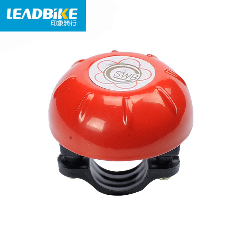 Leadbike Bicycle Ring Steel+Plastic Loud Sound Cycling Bike Bicycle Handlebar Bell Horn  ...