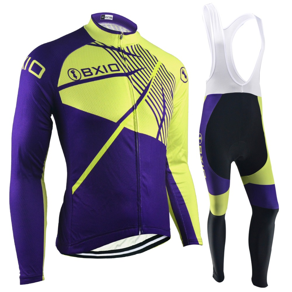 BXIO Invierno Ropa Ciclismo Hombre Winter Cycling Jersey Long Sleeve Bicycling Jerseys Pro Team Thermal Fleece Bike Clothes 114 meilunna christmas black friday customize movie hockey jerseys mighty ducks 2 team rival iceland team 9 gunnar stahl jersey