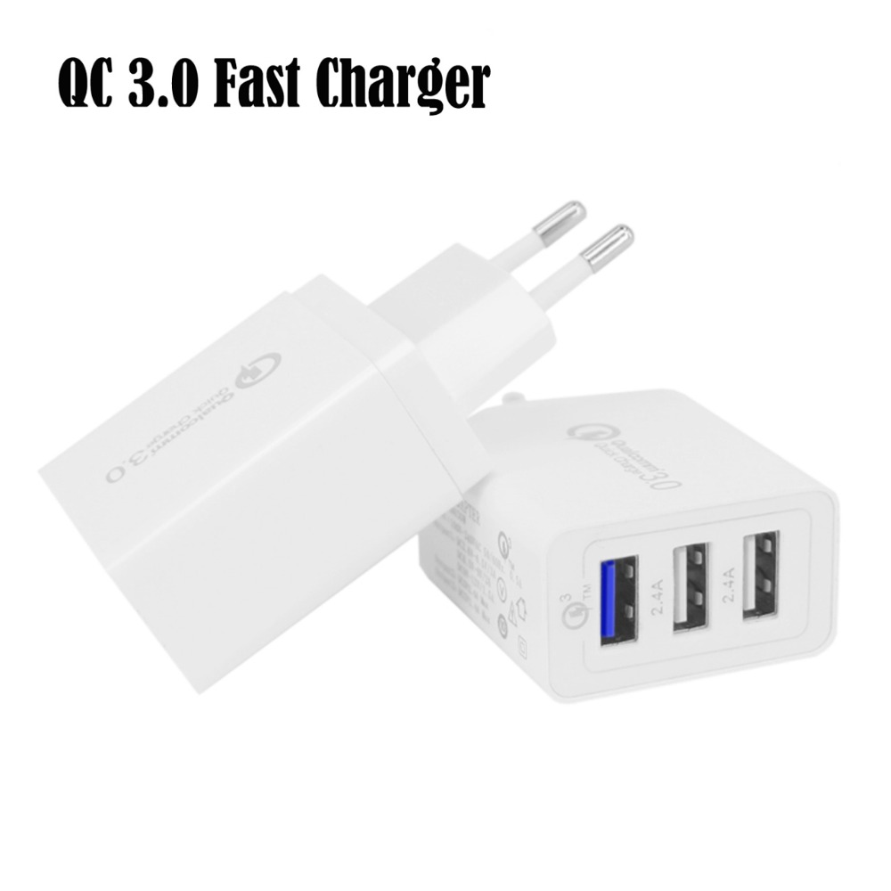 6 Voie Puissance Extension blocs avec Câble 3 Mètres Idéal pour le Home Office UK Plug