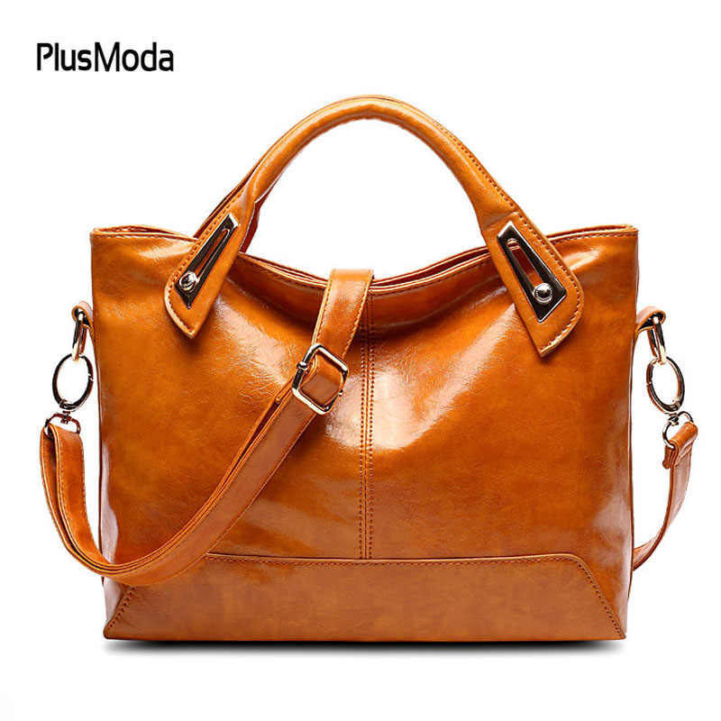 2017 Women Handbags Vintage PU Leather Woman Shoulder Bag Orange Ladies Messenger Bags Lady Briefcase Retro Tote Bag Bolsas retail fashional women leather handbags lady shoulder messenger bags woman tassel ladies hand bag 4 colors