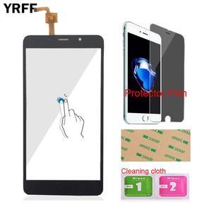 Сенсорный экран YRFF 5,7 дюйма для Leagoo M8, Leagoo M8 Pro, панель сенсорного дигитайзера, стекло, Бесплатная защита, клейкая пленка