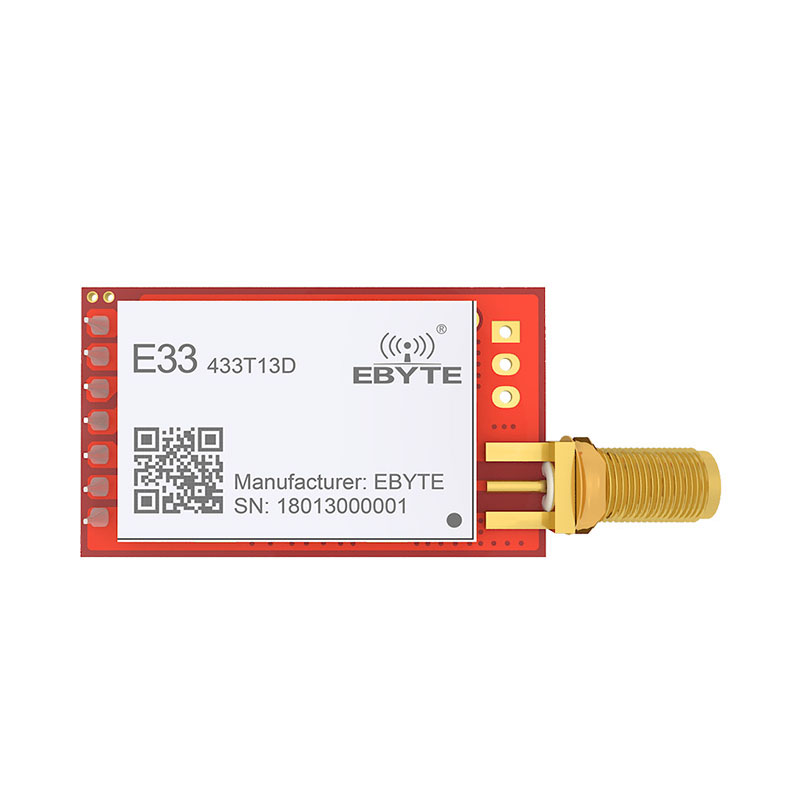 E33 433T13D 433MHz SX1212 SMA Connector UART Wireless Transmitter and Receiver in Fixed Wireless Terminals from Cellphones Telecommunications