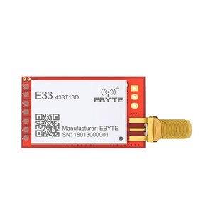Image 2 - E33 433T13D 433MHz SX1212 SMA conector UART transmisor y receptor inalámbrico