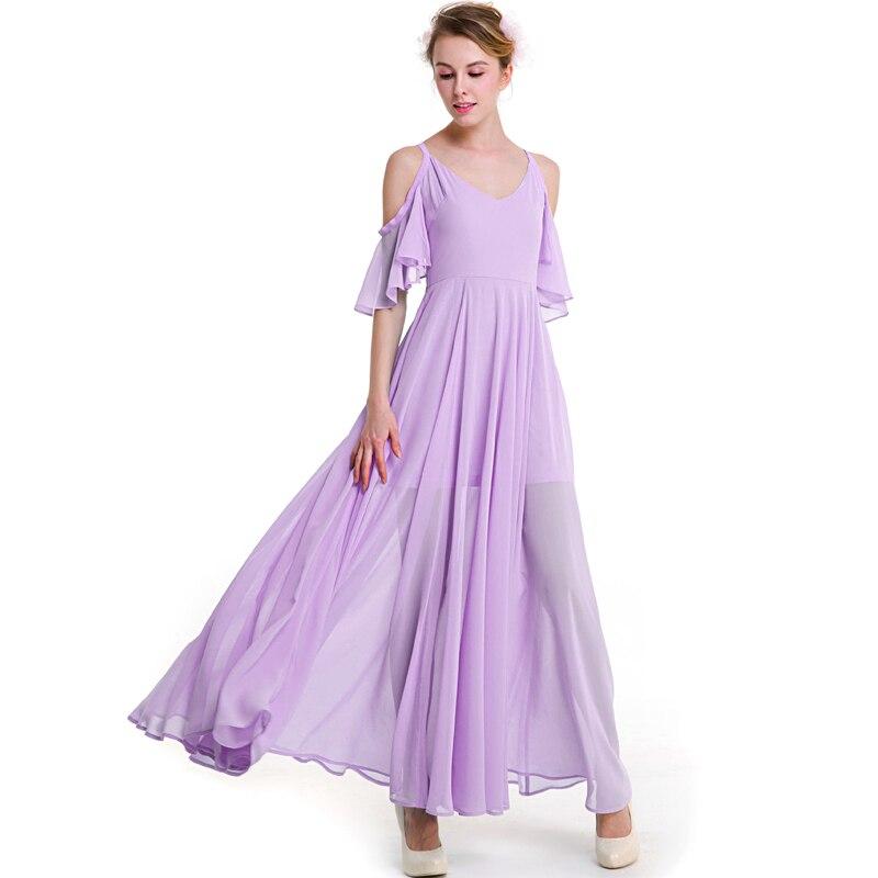 Summer Bohemian Casual Beach Dress For Women Plus Size ...