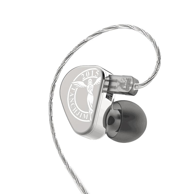 TANCHJIM Oxygen Dynamic 3.5mm Line Type in-ear HiFi Earphones 1