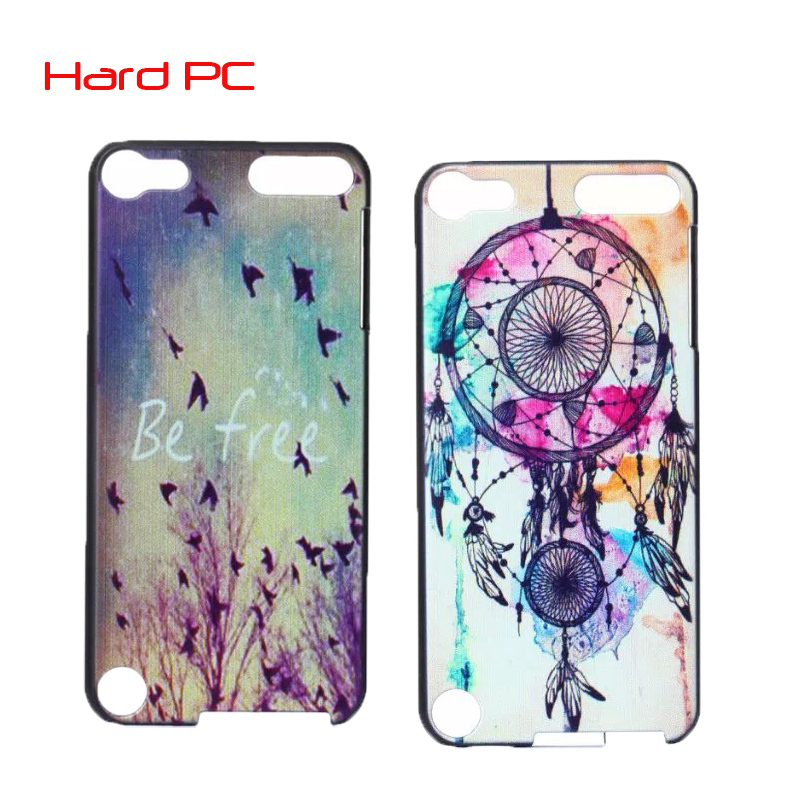 Fashion pc painted dream catcher eiffel tower elephant for Housse ipod touch 5