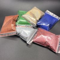 Holographic Laser Nail Glitter Magic Holographic Mirror Powder Laser Dust Nail Art Chrome Pigment Powder DIY Decorations