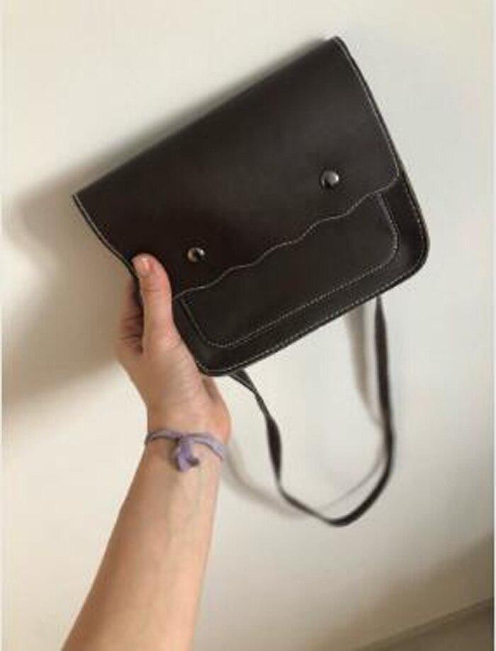 HTB11fEobhrvK1RjSszeq6yObFXaU Fashion 2 PCS/SET Leather Women Backpacks for Teenagers female Back Pack Large Capacity Pu Travelling Bags Vintage school bag