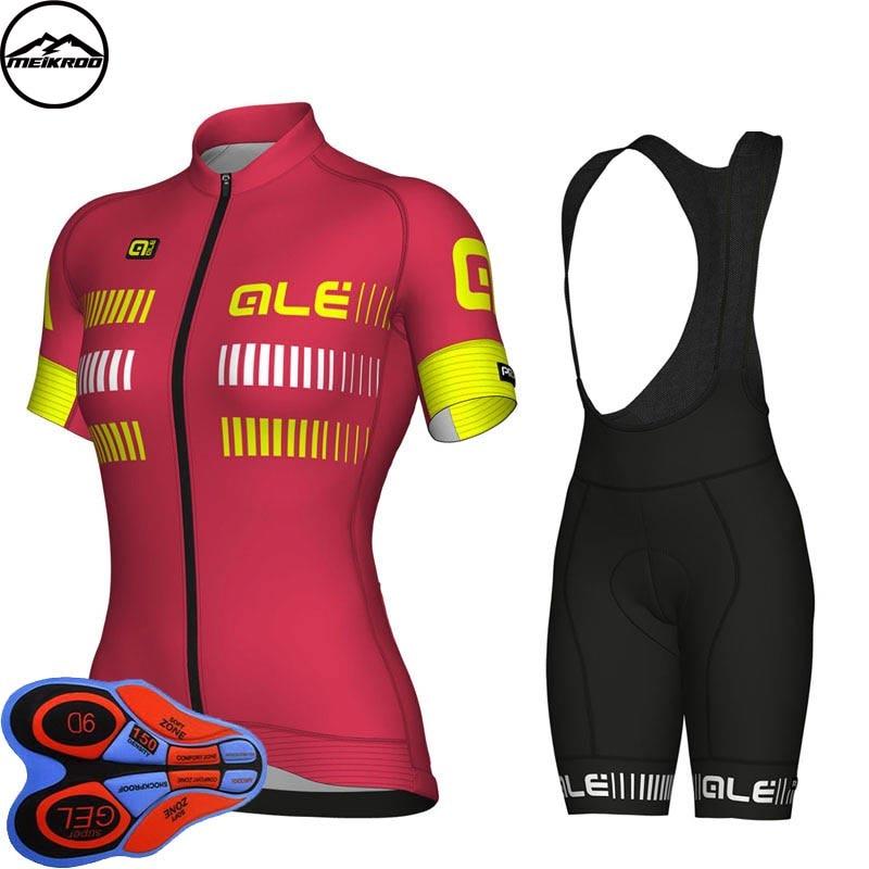 Ropa Ciclismo Women s font b Cycling b font font b Jersey b font Summer Short