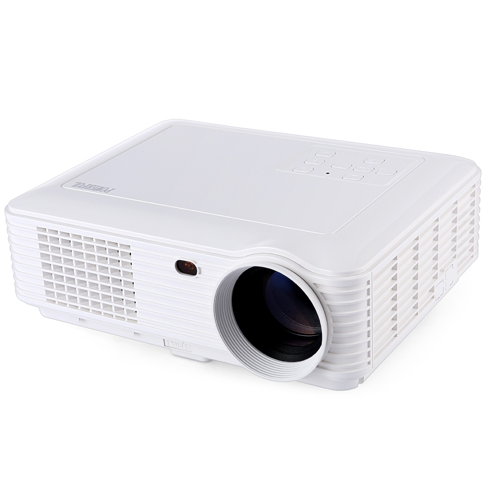 Original SV-228 4000 Lumens Wireless Home Theater Portable Mini Projector 1280x800 Pixels Multimedia LCD Projector 1080p blu ray 3d dlp hd mini home theater multimedia projector 3500 lumens 1280 800 dlp smart projector