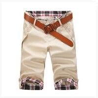 TFGS New Summer Style Men Denim Shorts Men Casual Slim Fit Straight Boardshorts Beach Brand Shorts