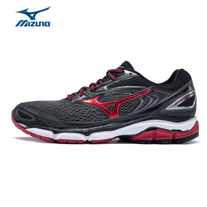 Mizuno Uomini ONDA INSPIRE 13 Scarpe Da Corsa Onda Cuscino Stabilità delle Sneakers Luce Scarpe Sportive Traspirante J1GC174461 XYP572