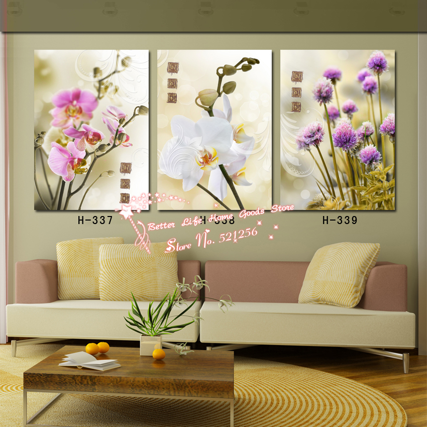Moderno arte de la pared decoraci n del hogar de la Cuadros decoracion hogar