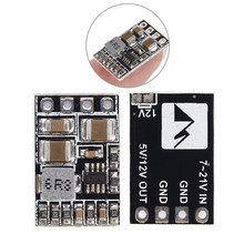 5pcs Light weight Matek Micro BEC Step-down module 5/12 V Output 2-5s lipo battery for DIY UAV Quadcopter