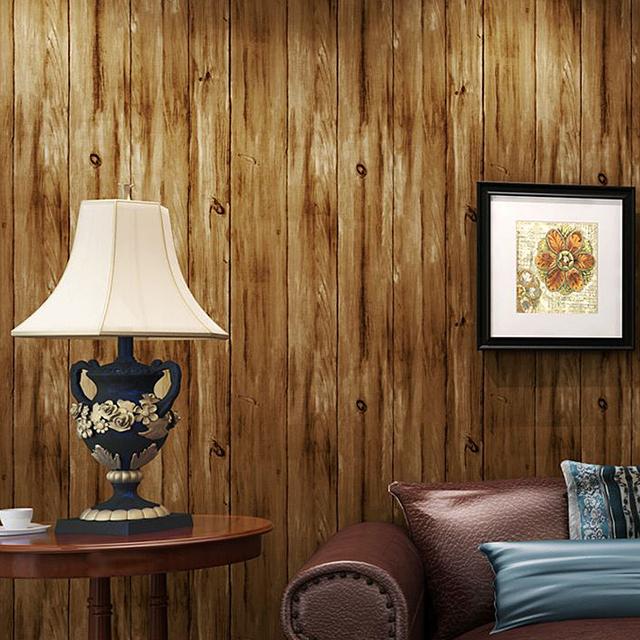 53*950 cm Vintage Nonwovens Material de Tela Comedor Tela No Tejida Decoración del Hogar Etiqueta de la Pared Etiqueta de La Pared No con Pegamento