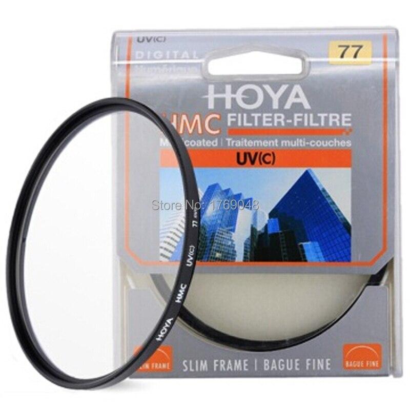 77mm hoya HMC UV (c) Slim digital SLR Filtro de lente como Kenko B + W