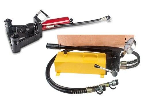 US $592 7 18% OFF RB 25 40 Portable electric steel bar bending machine,  steel rebar bender electric hydraulic straightener Tire Repair Tools-in  Tire