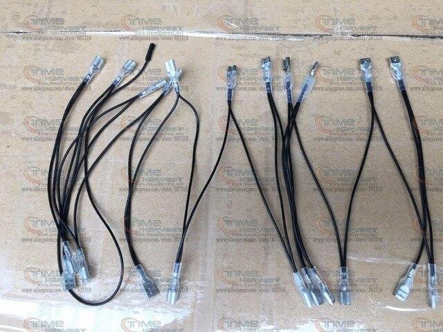 20 pcs daisy chain wiring for usb encoder connect button joystick rh aliexpress com daisy chain wiring definition daisy chain wiring problems