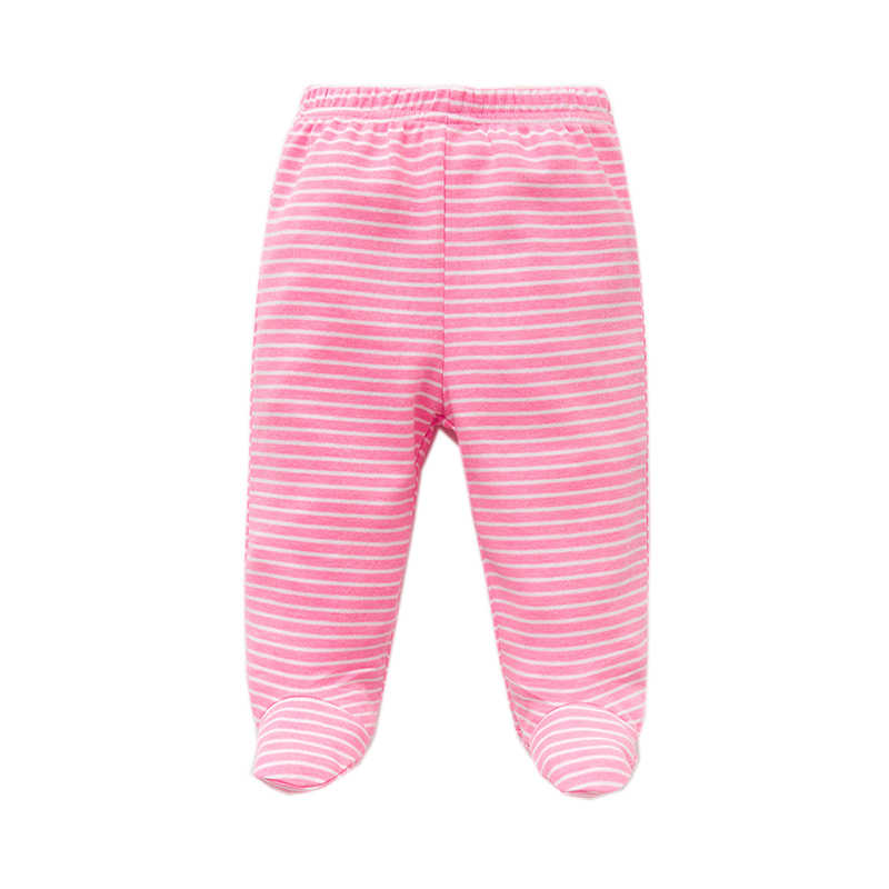 485736b8af6a8 ... 2018 New Fashion Baby Pants Cotton Baby Girl Boy Footed Pants Cartoon  Printed Baby leggings Infant ...