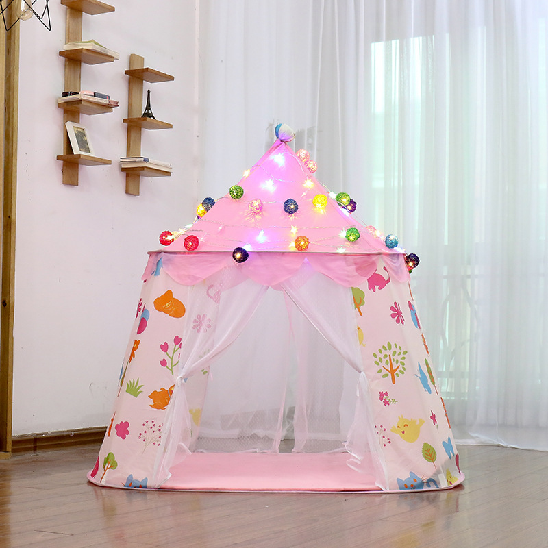 Children S Indoor Tent Baby Play House Princess Girl Boy Toy House