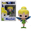 "FUNKO POP Princess Tinker Bell Fairy Tale Hot Movie PVC Action Figure Collection mini Decorative toy Doll 4"" 10CM Gifts for Girl"