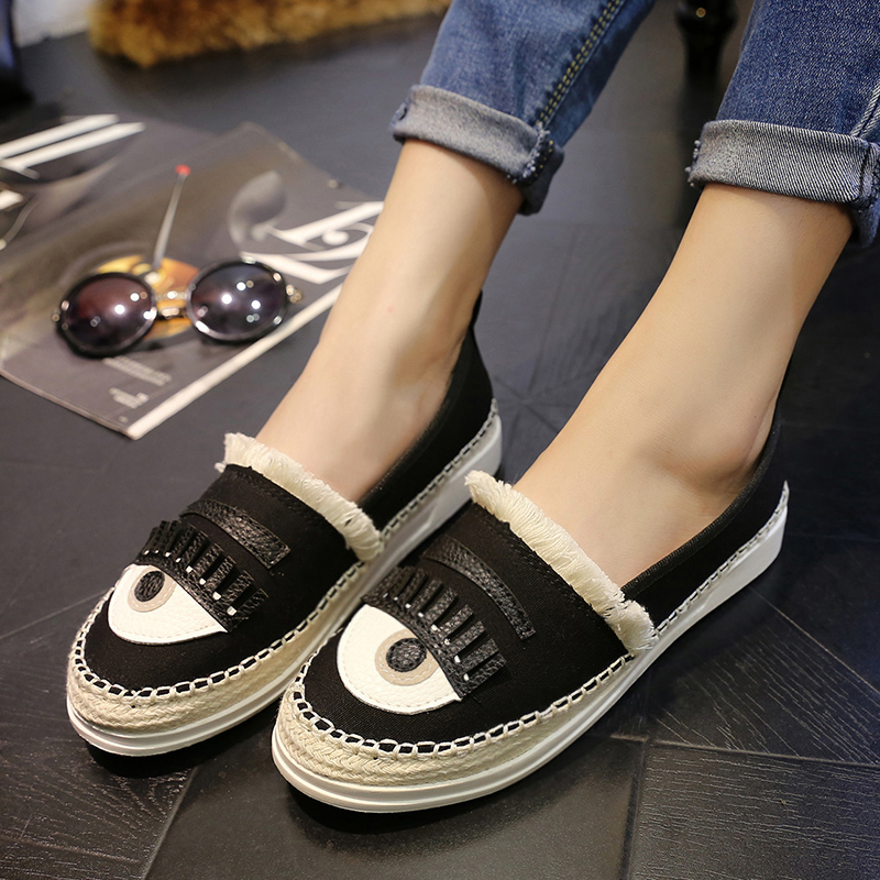 Aliexpress.com : Buy Trendy Flats Women Casual Shoes Loafers ...