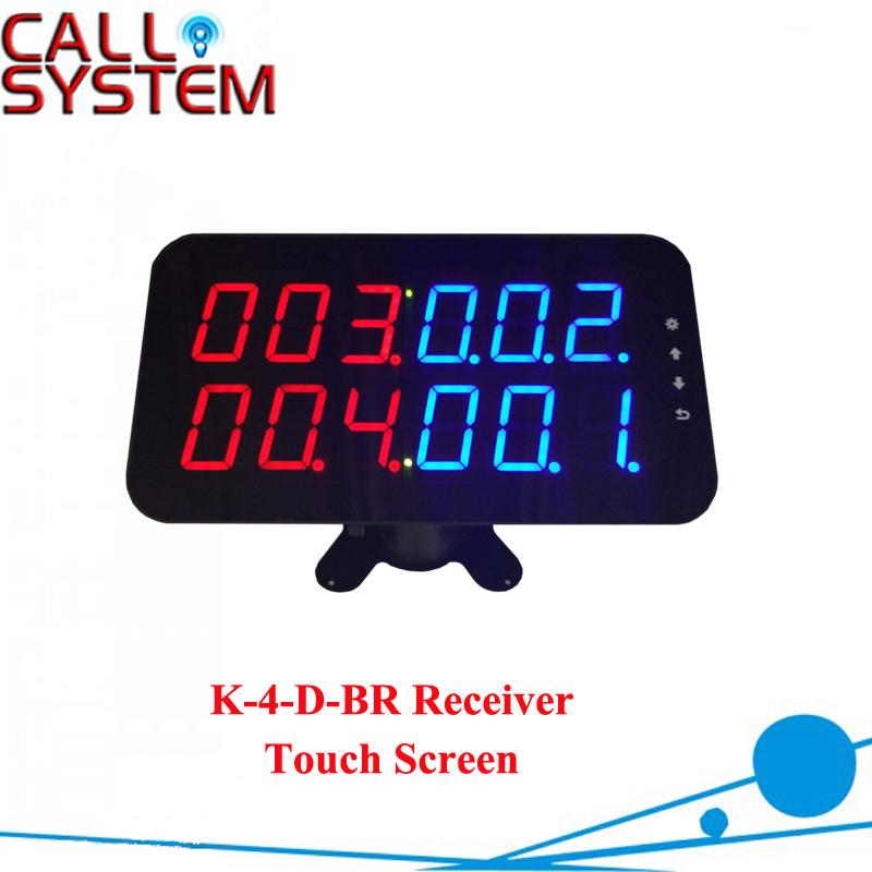 K--4-D-BR display receiver