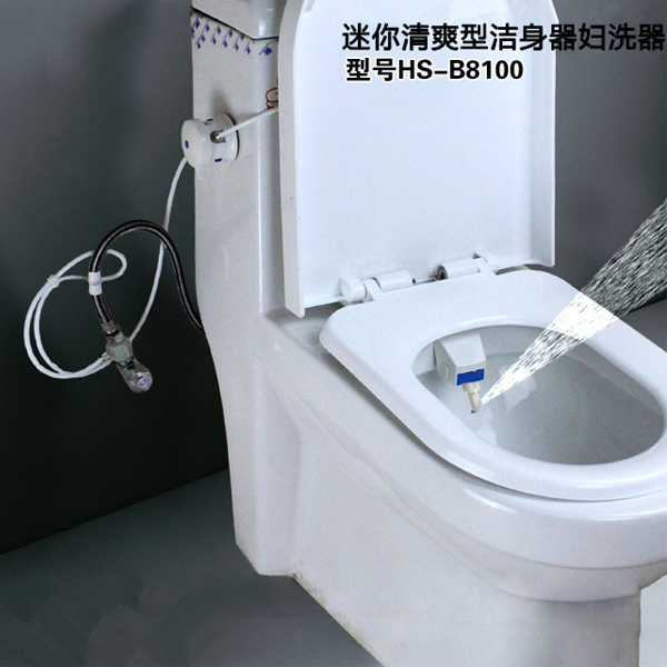 Aliexpress com   Buy 2016 Best Selling Magic Cold Water Sanitary Toilet  Attachment Bidet Faucet Sprayer White Deck American   European Standard  from. Aliexpress com   Buy 2016 Best Selling Magic Cold Water Sanitary
