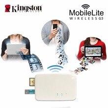 Kingston Multifunktions wifi sender Drahtlose kartenleser datenaustausch gerät Es kann als mobile backup-stromquelle
