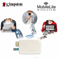 Kingston Multifunction Wifi Transmitter Wireless Data Sharing Device It Can Be Used For Mobile Phones And