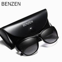 Солнечные очки benzen в стиле ретро женские поляризационные