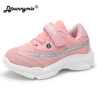 2018 New Autumn winter Baby Girls and Boys Fashion Sneakers Soft sole Infant Toddler Shoes First Walking shoes 22 26