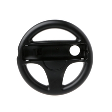 New Steering Wheel Controller Handle Holder Grip Kart Racing Game For Nintendo Wii
