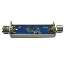 Protector de receptor SDR, Compatible con 50 ohmios o 75 ohmios, protege el receptor sensible