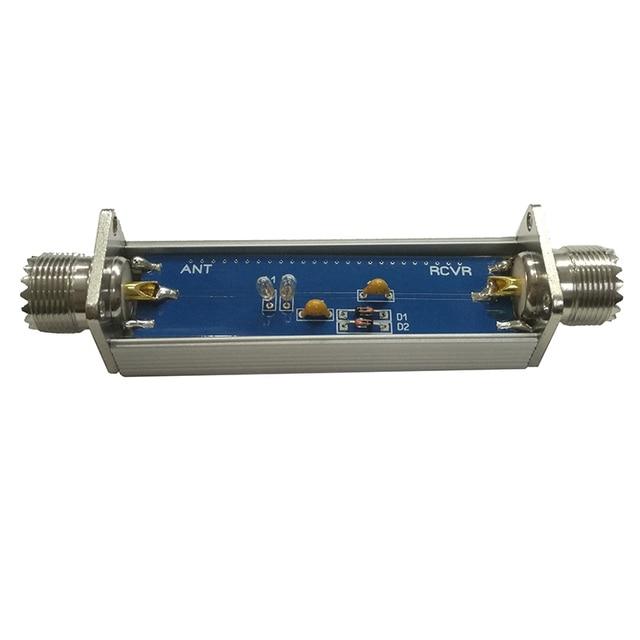 SDR לקבל מגן SDR מקלט מגן SDR רדיו מגן תואם 50 אוהם או 75 אוהם להגן על רגיש מקלט