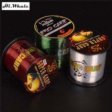 Robin hood 500 meters super wear-resistant nylon line  fishing line carp line fishing tackle
