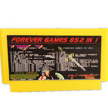 FOREVER DUO GAMES OF 852 in 1 (405+447) Game Cartridge for 6