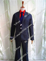 The anime Arpeggio of Blue Steel cosplay Costume for male Fancy Costume