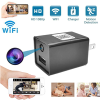 1080P WiFi camera for home/office display, IP security monitoring system with motion detection health camera up to 128G