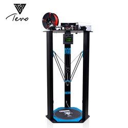 TEVO Wenig Monster Delta 3D Drucker Impresora 3D Große Druck Bereich Extrusion/Smoothieware/MKS TFT28/BL Touch aktualisiert Maschine