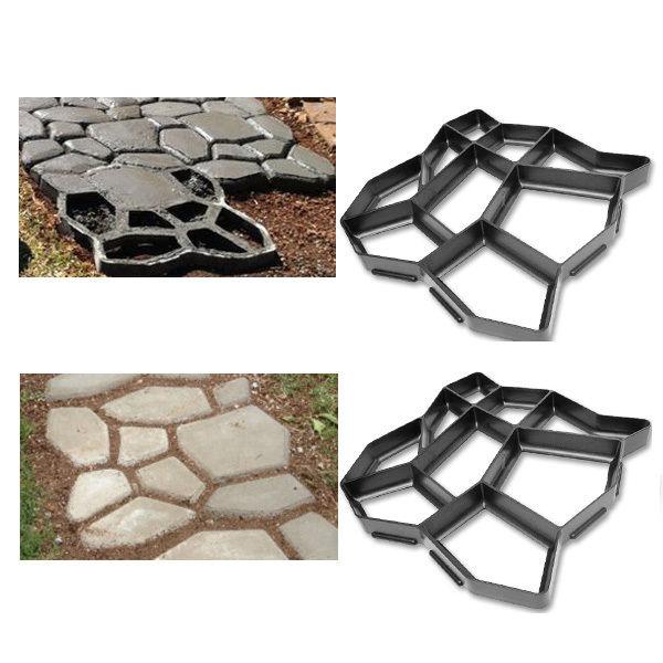 Favorit Garten dekoriert werkzeuge form für beton DIY Stein kunststoff JK88