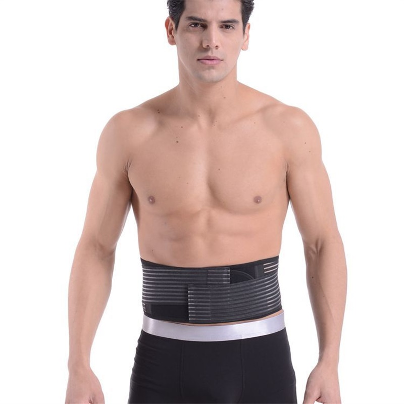 New Promotion Adjust Back Pain Relief waist support sport accessories Back Support Brace Belt tactical belt