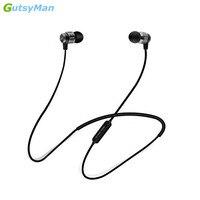 GutsyMan Stereo Headset Bluetooth Earphone Headphone Mini V4 0 Wireless Bluetooth Handfree For All Smart Phone