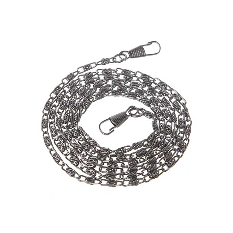 120cm Nieuwe Metal Purse Chain Strap Handvat Schouder Messenger Crossbody Handtas Vervanging